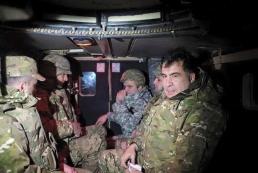 МВД расследует нарушение Саакашвили военной цензуры в АТО