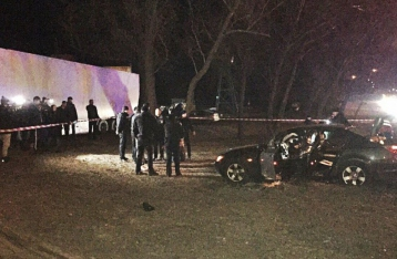 Аваков назвал стрельбу по BMW во время погони адекватным применением силы