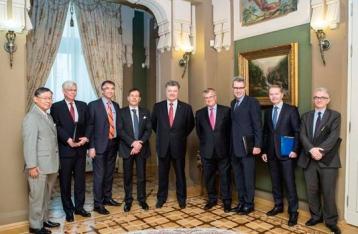 Страны G7 считают недостаточной борьбу с коррупцией в Украине