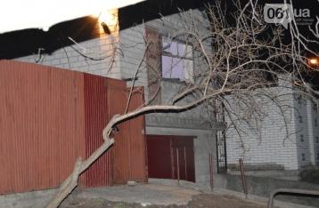 В Запорожье из гранатомета обстреляли частный дом, есть пострадавшие