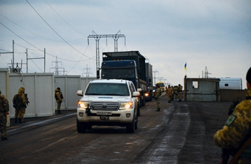 КПВВ в Марьинке закрыли из-за постоянных обстрелов