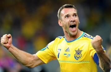 Шевченко стал помощником Фоменко в сборной