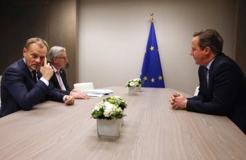 Лидеры ЕС не смогли согласовать условия сохранения членства Великобритании