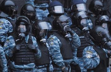 ГПУ: Экс-командир «Беркута» прячется в Крыму