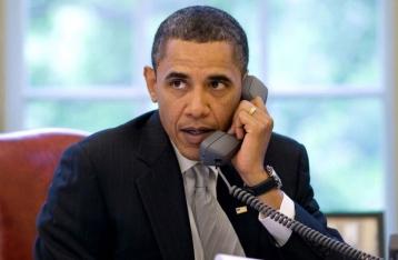 Обама напомнил Путину, что НВФ должны соблюдать Минские соглашения