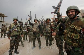 Дамаск согласился на перемирие при ряде условий