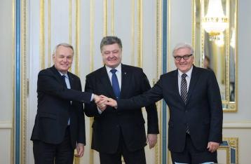 Германия призвала украинских политиков прекратить баталии