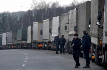 Активисты пригрозили возобновить блокаду российских фур