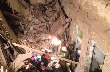 Из-под завалов дома на Хмельницкого спасли пятого пострадавшего