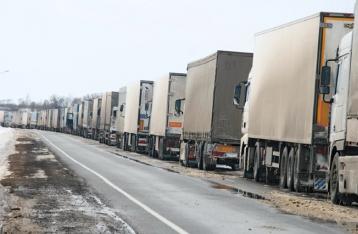 Определены маршруты транзита для грузовиков из РФ
