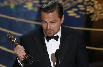 Ди Каприо впервые получил «Оскар»