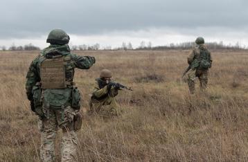 В зоне АТО расстреляли мобильную группу «Счастье»: трое раненых