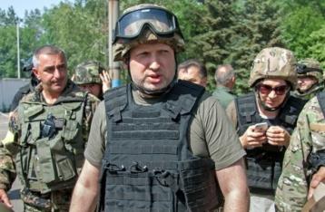 Турчинов: Мобилизацию могут отложить