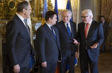 Климкин о встрече в Париже: Ничего не согласовали