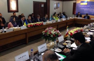 Украина и Иран договорились о масштабном экономическом сотрудничестве