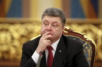 Порошенко надеется вернуть Донбасс до 2017 года