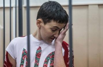 Адвокат: Состояние здоровья Савченко критическое