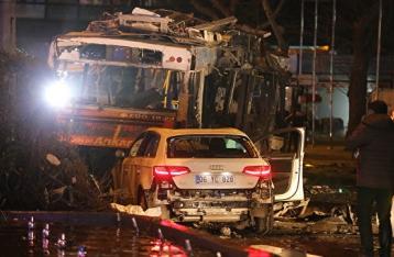 В результате теракта в Анкаре погибли 27 человек, 75 ранены
