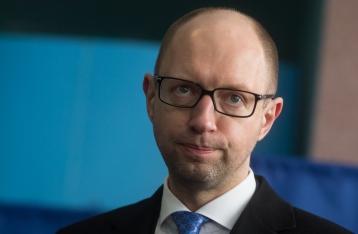 Яценюк назвал условия своей отставки
