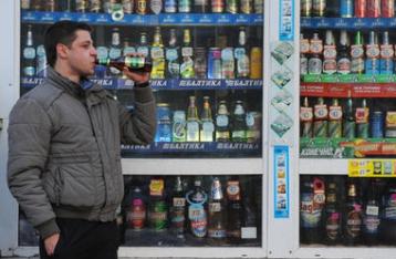 Киевсовет запретил продавать алкоголь в МАФах