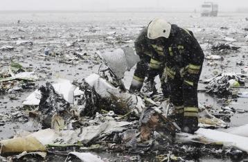В авиакатастрофе в Ростове погибла украинская семья с 5-летним ребенком