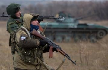 НВФ после отъезда миссии ОБСЕ усилили обстрелы позиций ВСУ