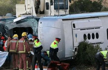 ДТП в Испании: Среди пострадавших – двое украинцев