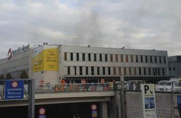 Украинские нардепы оказались в аэропорту Брюсселя во время теракта
