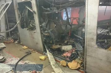 Брюссельские власти уточнили количество погибших в метро