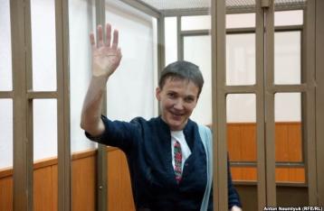 Российский суд признал Савченко виновной