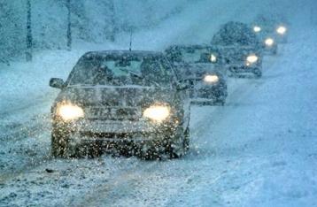 Завтра в Украине выпадет до 15 сантиметров снега