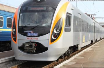 Из-за угрозы взрыва эвакуировали 359 пассажиров поезда «Киев-Днепропетровск»