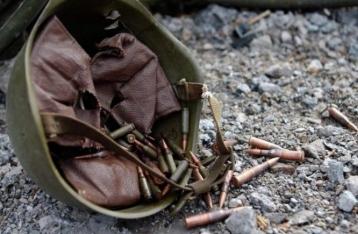 За прошлые сутки ранены шестеро военных