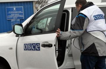 Штаб: НВФ не пустили наблюдателей к Ясиноватской развязке, возможно обострение