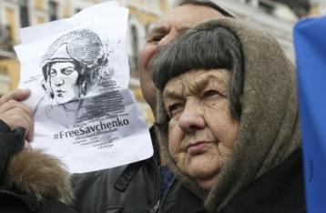 Керри призвал Путина отпустить Савченко