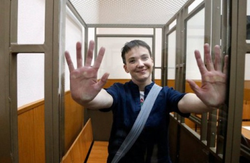 МИД: Савченко может вернуться в Украину до лета