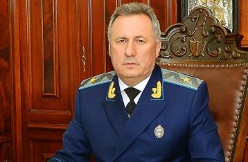 Стоянов восстановлен в должности прокурора Одесской области