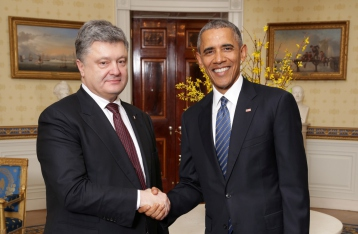 Обама подтвердил готовность дать Украине третий транш кредитных гарантий