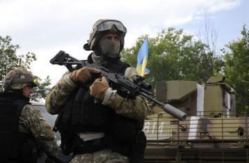 В зоне АТО обострение: военные отбили штурм у Гранитного