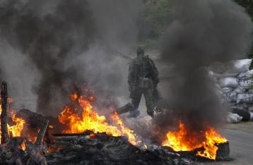В ДНР/ЛНР угрожают «настоящей войной» в случае ввода полицейской миссии