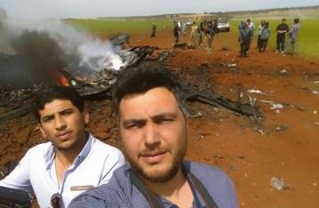 СМИ: Под Алеппо повстанцы сбили боевой самолет