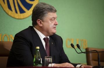 Порошенко просит отделить его от участников офшорного скандала