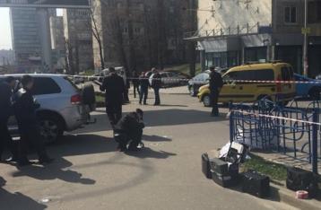 Стрельба в центре Киева: убит предприниматель