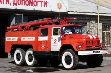 В Киеве горел суд, в котором рассматривают дело ГРУшников