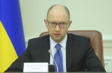 Яценюк: «Народный Фронт» остается в коалиции