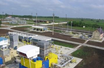 Украина начала закачивать газ в ПХГ
