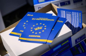Объявлены официальные результаты референдума в Нидерландах