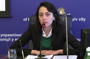 Деканоидзе заявляет о резком росте преступности в столице