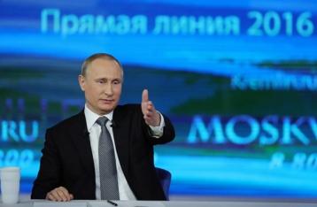 Путин поддержал размещение вооруженной миссии ОБСЕ на Донбассе