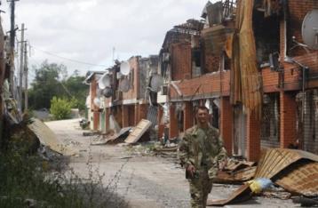 Жебривский: Украинские военные взяли Широкино под полный контроль